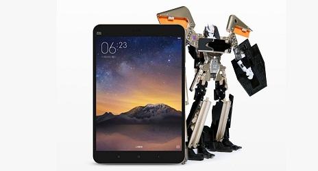 Xiaomi Luncurkan Tablet yang Bisa Berubah Jadi Robot