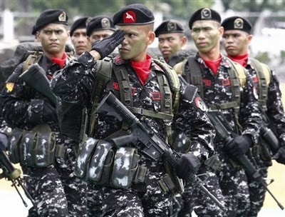 18 Tentara Filipina yang Tewas oleh Kelompok Abu Sayyaf Adalah Pasukan Elite