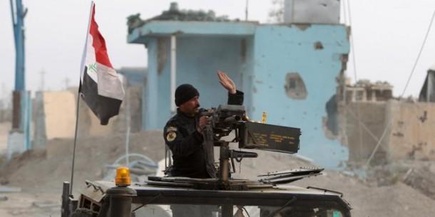 ISIS Ditekuk, Ribuan Warga Irak Mulai Masuki Kota Ramadi