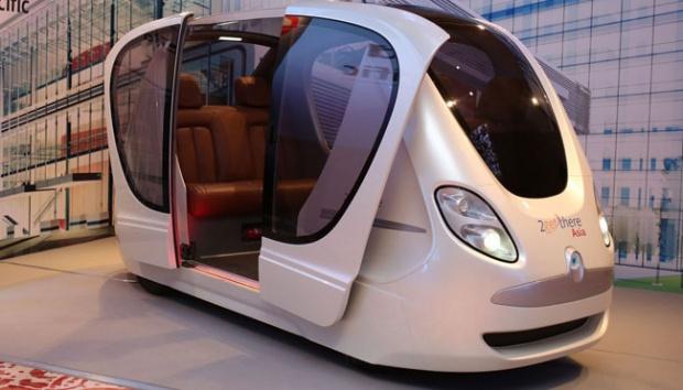 Mobil Pod Tanpa Sopir Segera Beroperasi di Singapura