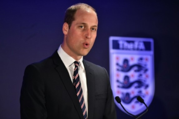 Pangeran William Ingin Leicester City Juarai Premier League
