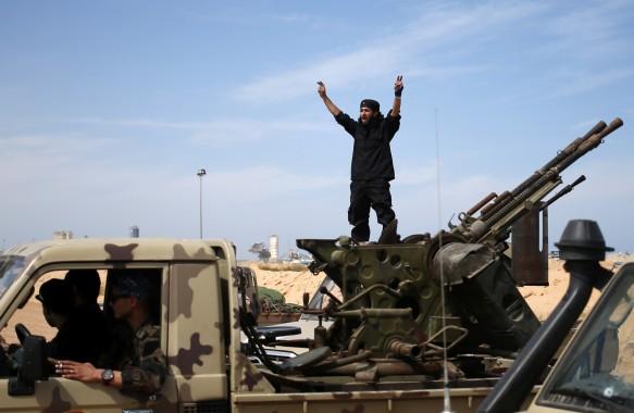 Pasukan ISIS memasuki kota Sirte, Libya