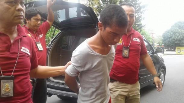 Sempat Dituduh Selingkuh, Pacar Sonny Tulung Lapor Polisi Kasus Perkosaan