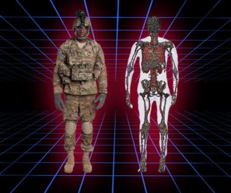 Pemindai 3D Militer