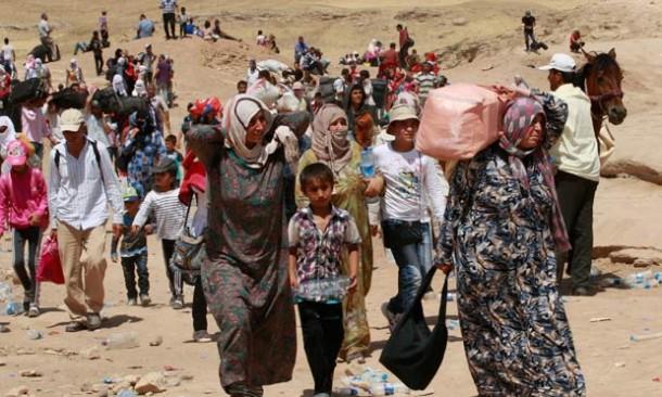 Gadis-Gadis Pengungsi Suriah Dipaksa Jadi Pelacur