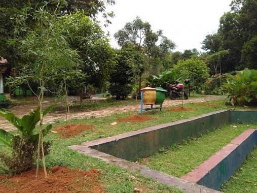 Jejamo.com Tambah Koleksi Pohon di Taman Ki Hajar Dewantara Kota Metro