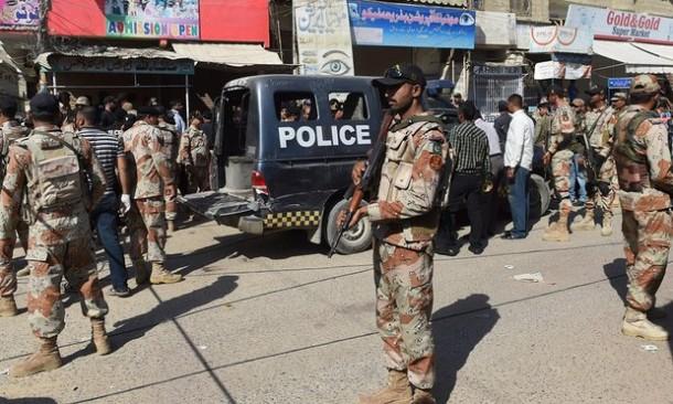 Lindungi Kegiatan Vaksin Polio, 7 Polisi Pakistan Dibunuh Taliban