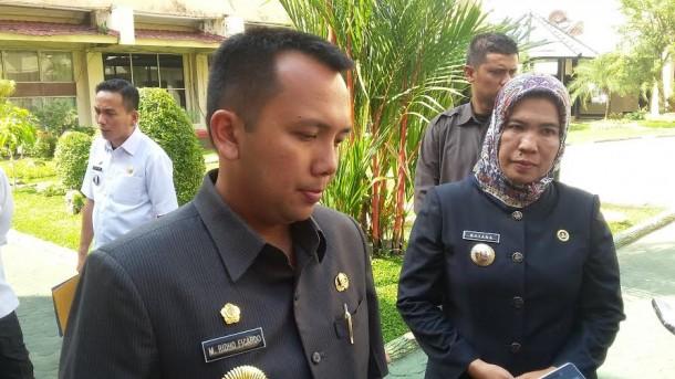 Ngantor di Lapangan Jatidatar Bandarmataram, Kapolres Lampung Tengah Terima Laporan Sengketa Lahan
