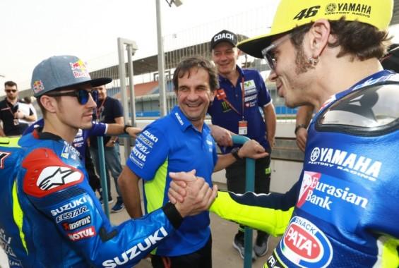 Rossi: Yamaha Tetap Kuat Bila Ditinggal Lorenzo, Vinales Bisa jadi Masa Depan