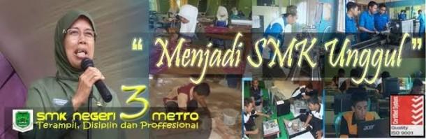 Kepala SMK Negeri 3 Metro: Siswa Berkebutuhan Khusus Diperlakukan Sama