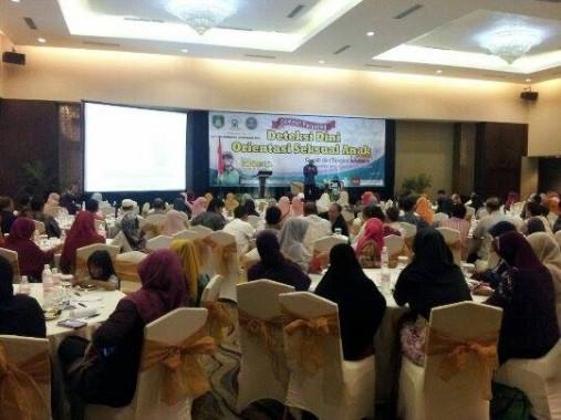 Peningkatan Kompetensi Anggota Patelki Lampung Dilakukan Terus-Menerus