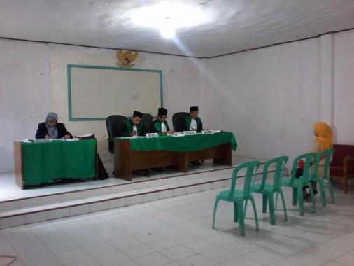 Cerai Alasan Selingkuh Dominasi Sidang Keliling Pengadilan Agama Tulangbawang