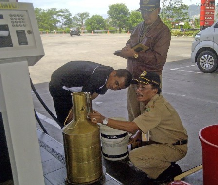 Gandeng TNI, Distako Lampung Utara Jumat Bersih