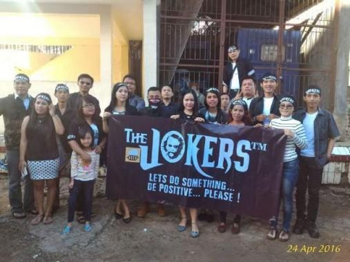 Komunitas The Jokers Lampung. | Ist