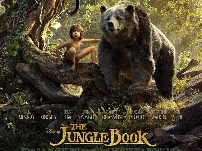 Poster film The Jungle Book |ist