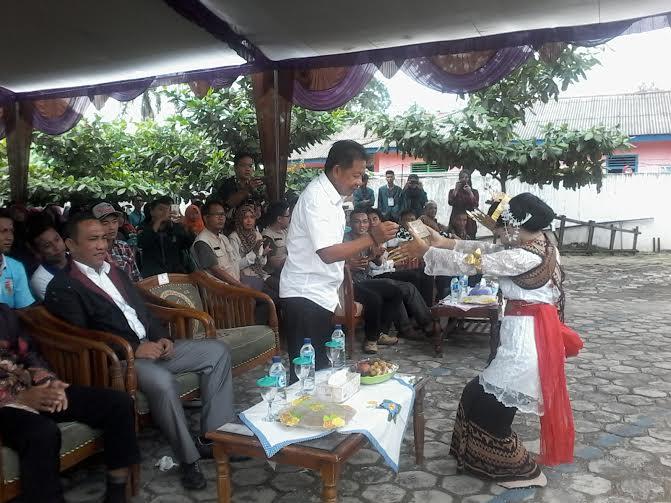 Anggota Komisi II DPRD Lampung Minta Segera Dibangun Polres Tulangbawang Barat dan Mesuji