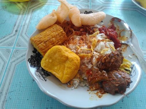 Kuliner di Bandar Lampung, Uduk Jengkol Nikmatnya Pol