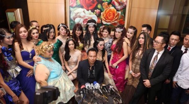 Sempat Dicemooh, Vicky Prasetyo Kini Jadi Pemilik Manajemen Artis