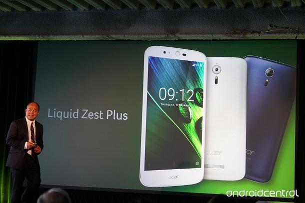 Acer Luncurkan Smartphone Berbaterai 5.000 mAh, Mampu Bertahan 1.5 Hari