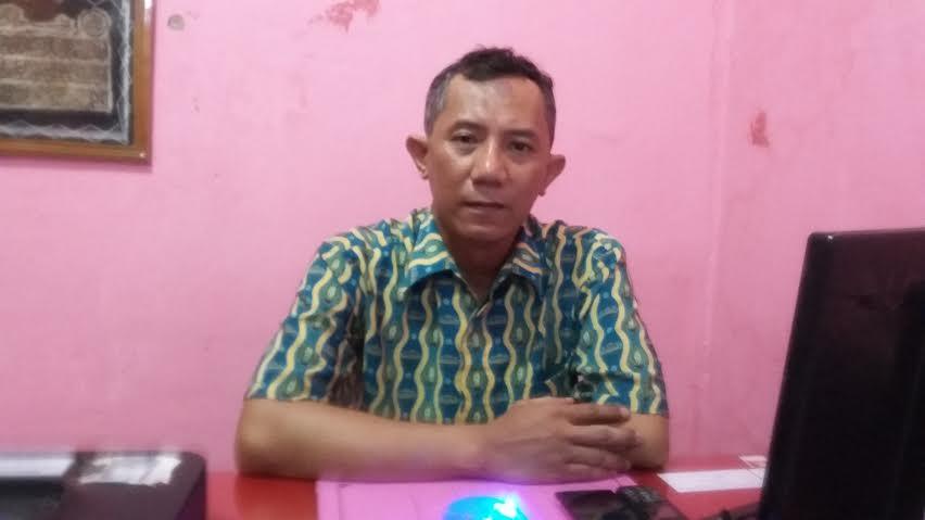 Kepala sekolah Swasta Islamiyah Bandar Lampung, Amin Putra Jaya. | Arif/Jejamo.com
