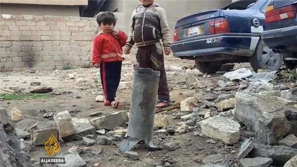 Dikepung ISIS, Warga Kota Fallujah Irak Terpaksa Makan Rumput