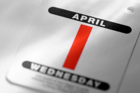 1 April (Ilustrasi). | Ist.
