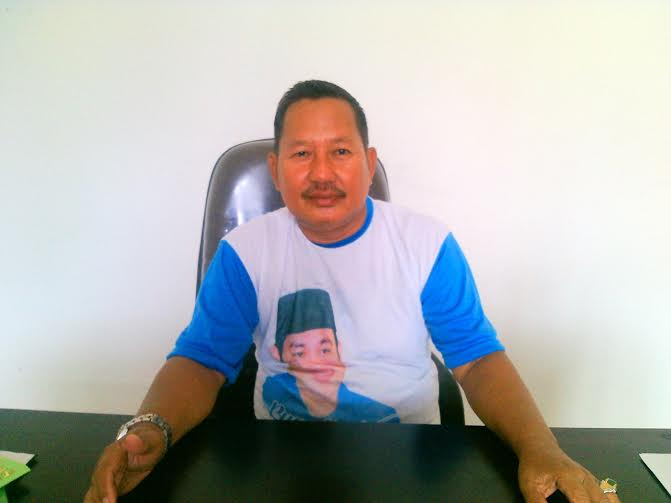 Camat Tumijajar Tulangbawang Barat Rasyid SE | Rengki/jejamo.com