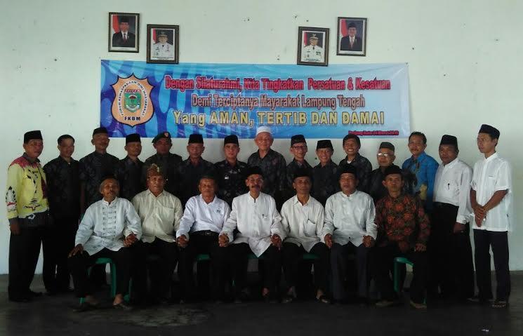 Pemkab Lampung Tengah Ingatkan Eks Gafatar Tinggalkan Aliran Sesat