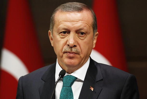 Presiden Turki Erdogan. | businessinsider.com