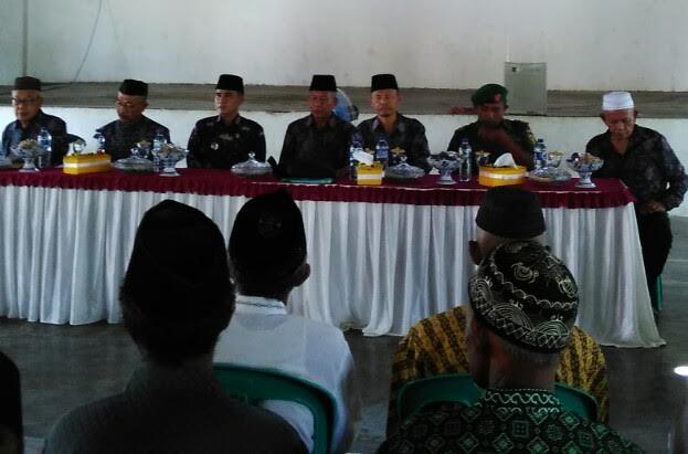 Cegah Konflik, FKDM Lampung Tengah Gandeng Tokoh Masyarakat dan Agama