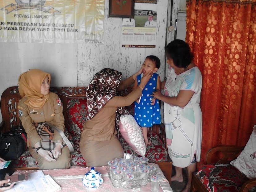 Enam Warga Cempedak Kotabumi Lampung Utara Derita Flu Singapura