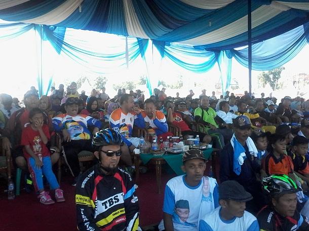 Puluhan Remaja Terjaring Razia di PKOR Way Halim Bandar Lampung