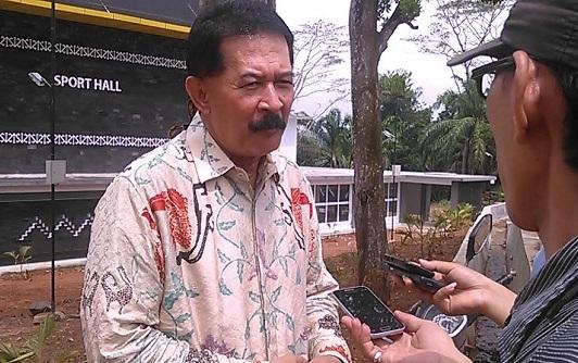 Kepala Dinas Pendidikan Provinsi Lampung, Heri Suliyanto. | Tyas/Jejamo.com