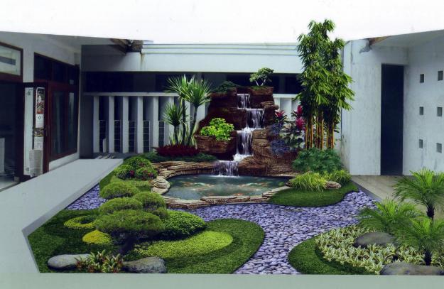 Rumah dengan Lingkungan Hijau Bisa Membuat Anda Bahagia