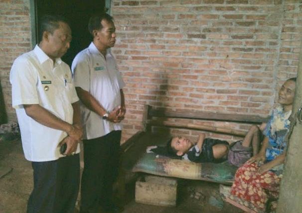 Terkait Kondisi Ibnu, Dinsos Lampung Timur Salahkan Kepala Desa Tidak Cepat Melapor