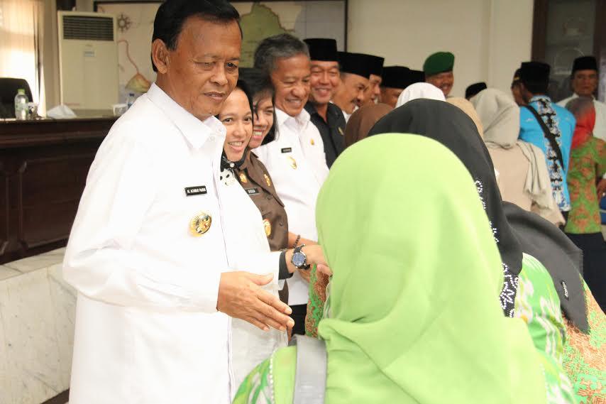 Sekdaprov Lampung Arinal Djunaidi Sampaikan Permintaan Maaf Terbuka