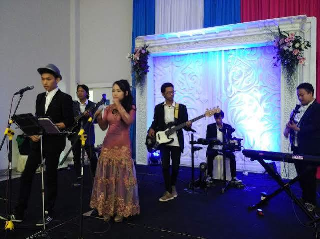 Perkustik Lampung, salah satu band indie di Lampung. | Arif/Jejamo.com