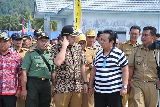 Advertorial: Bupati Lampung Timur Pimpin Upacara HUT Ke-17 Kabupaten