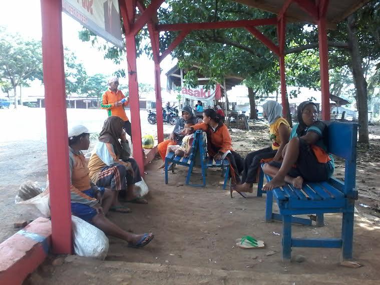 14 Tahun Mengabdi, Honor Petugas Kebersihan di Lampung Utara Hanya Rp 750 Ribu Per Bulan