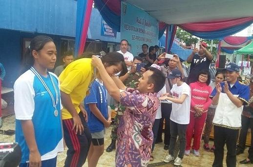 Kembangkan Potensi Renang, KONI Lampung Datangkan Pelatih Luar