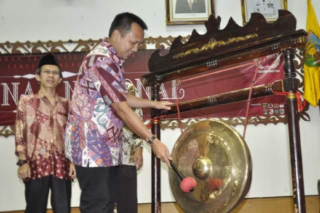 SMAN Olahraga Lampung Luluskan 60 Siswa Angkatan Pertama