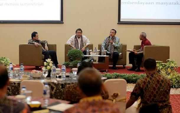 Gubernur Lampung: Pembangunan Desa Perlu Didorong Teknologi Informasi