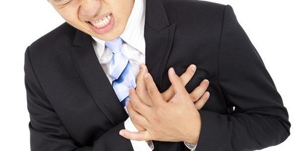 Serangan jantung (Ilustrasi). | Ist.