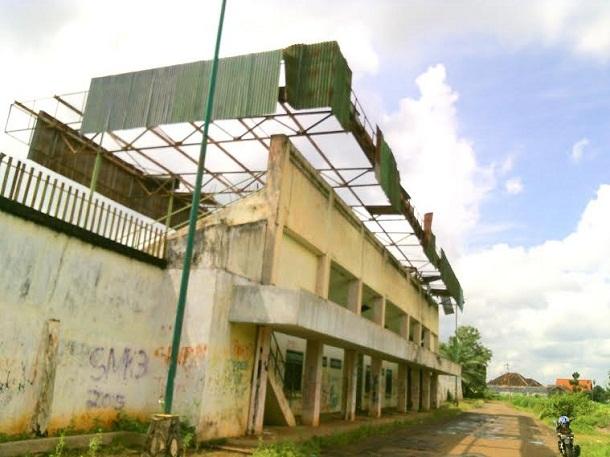 Sebanyak 68 Kepala Kampung Se-Lampung Tengah Diambil Sumpah