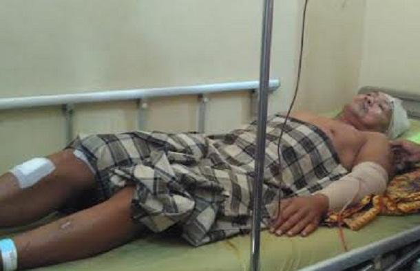 Pembacokan Warga Tulang Bawang oleh Tiga Pemuda Diduga Buntut Rebutan Lahan Parkir