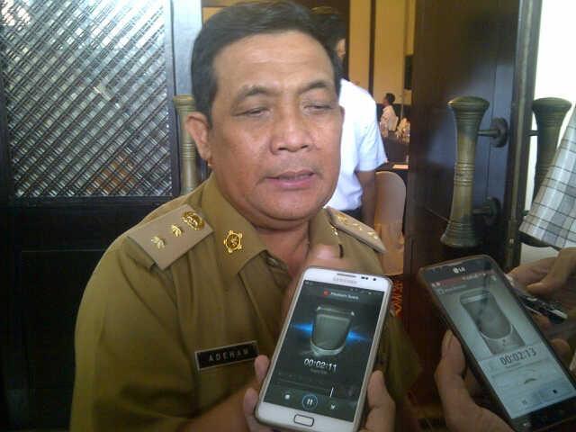 Wakil Bupati Tulang Bawang Barat Sambut Tim Penilai Lomba Tiyuh Tingkat Provinsi Lampung