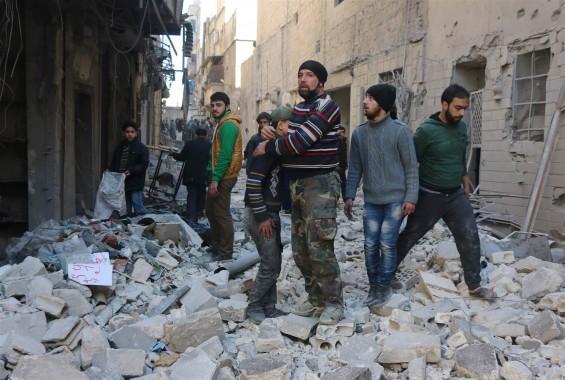 Tragedi Aleppo, ACT dan Daarut Tauhiid Galang Bantuan