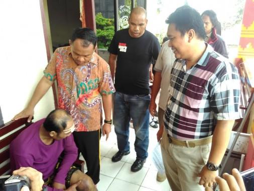 Melawan dan Tabrak Polisi, Pencuri Spesialis Motor di Bandar Lampung Dilumpuhkan