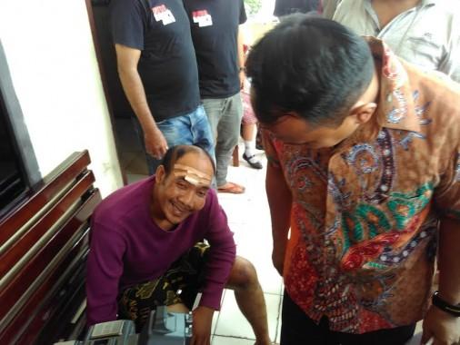 Ujian Nasional SD Hari Pertama Lampung Timur Lancar, Peserta 17.341 Siswa