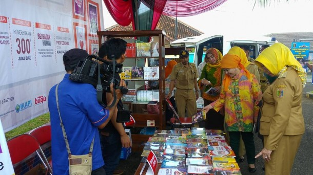Hari Buku Nasional, Aura Publishing Bandar Lampung Terbitkan 15 Judul per Bulan